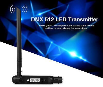 Mi-Light 2.4GHz DMX 512 LED Transmitter WIFI Wireless Kabellos Sender Controller