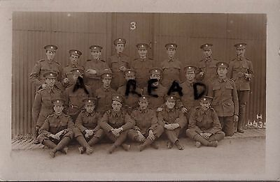 WW1 Soldier group 5th London Regiment London Rifle Brigade LRB