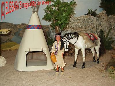 Big Jim - Karl May - Winnetou ´s Schwester NSCHO-TSCHI - Indian maiden