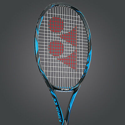 Yonex Tennis Racquet EZONE DR 98, G3, UNSTRUNG, BLUE, increased Flex & Repulsion