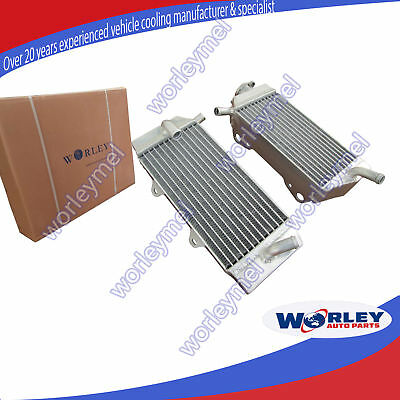 L&R Aluminum Radiateur radiator For Honda CRF450 CR F450R 05 06 07 08