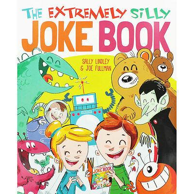 The Extremely Silly Joke Book (Paperback), Children's Books, Brand New
