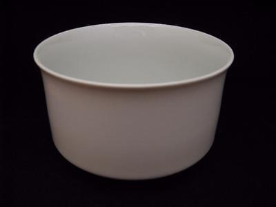 Scala BIANCA by HUTSCHENREUTHER of Germany ROUND SERVING BOWL 6""