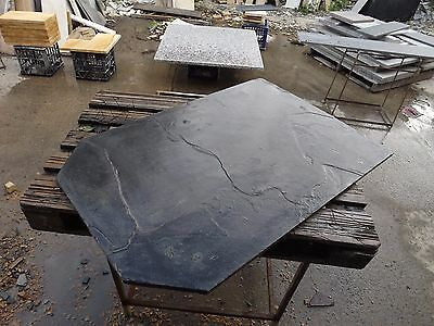 Slate hearth wood heater 20-30mm thick 1200deep x 800wide we can cut it to size