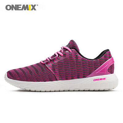 ONEMIX Women Shoes Outdoor Casual Gym Trainers Lightweight Running Sneakers