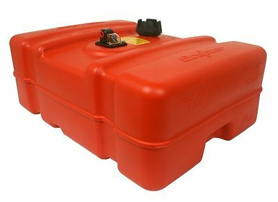 Scepter 45L Fuel Tank with Vented Cap and Fuel Guage Low Profile - Brand NEW