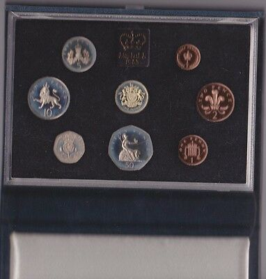 1983 Standard Proof Set Of 8 Coins
