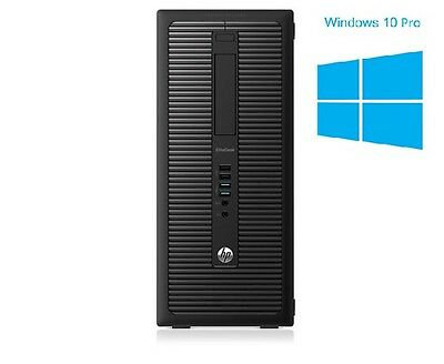 HP 800G1-i5-4570@3,6 GHz-8GB RAM-500GB HDD-Win10Pro