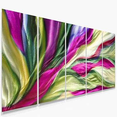 Metal sculpture Modern Abstract painting Wall Art  large Contemporary oryginal