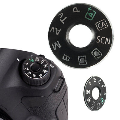Neu Function Dial Mode Modus Interface Button Cap for Canon EOS 6D Kamera