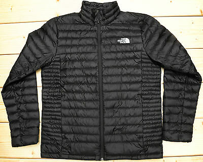 THE NORTH FACE TONNERRO - 700 DOWN light insulated MEN'S SWEATER JACKET - size L