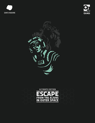 Escape From The Aliens In The Outer Space - Ultimate Edition  - Osprey -