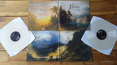 Eldamar - The Force... 2-LP clear vinyl ltd 411 NEW / ELDERWIND SUMMONING LUSTRE