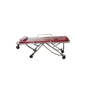Ambulance Stretcher-Multi Adjustable with Securing Binding and Transport Straps