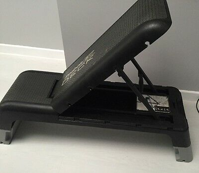 Reebok Deck, home fitness, as used in commercial gyms