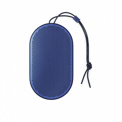 B&O Play by Bang and Olufsen BeoPlay Portable Bluetooth P2 Speaker - Royal Blue