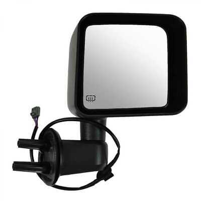 New Side View Mirror Power Heated  Passenger Right for Jeep Wrangler