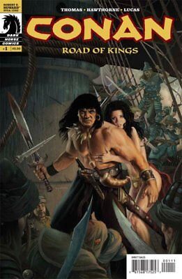Conan Road of Kings #1