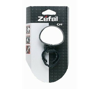 Zefal Bike Bicycle Spy Mirror  ( For All Types Of Tube ) Express Post