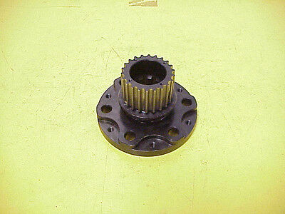 New Steel Drive Hub Coupler with HTD Pulley for Bert Transmission Brinn UMP R2