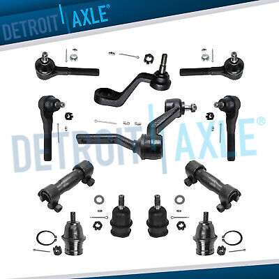 Brand New 10pc Complete Front Suspension Kit for 1991-96 Dodge Dakota 4WD
