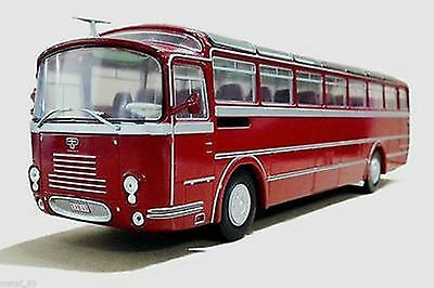 BUS COLLECTION Altaya 1/43 38 - Le Van Hool VHF 306 Vistadome 1961