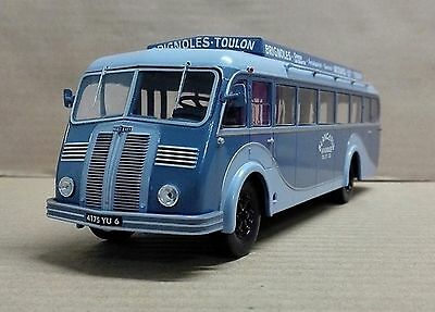 BUS COLLECTION Altaya 1/43 52 - LE BERLIET PCK - 1950