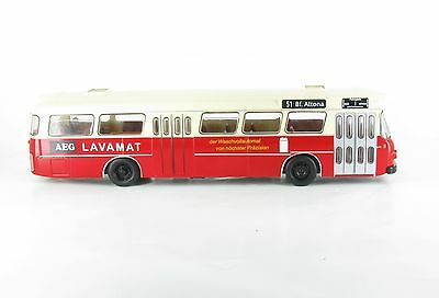 BUS COLLECTION Altaya 1/43 57 - LE BÜSSING SENATOR 12D - 1964