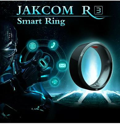 Smart Ring as Velour Earpads for Smartphones Wearable Device Consumer Electronic