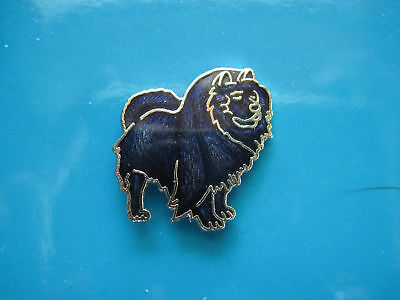 CHOW CHOW DOG -   hat pin, lapel pin, tie tac (L)