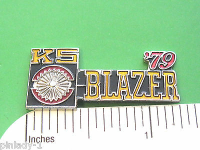 1969 - 1982 CHEVY K5 BLAZER - hat pin , lapel pin , tie tac , hatpin GIFT BOXED