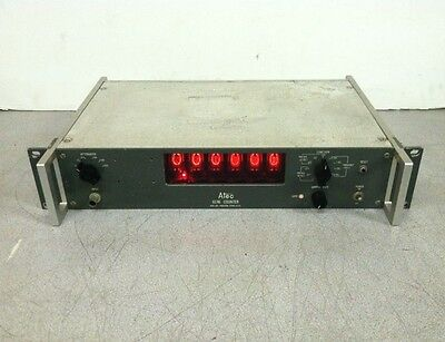 Atec Inc. 6C46 Frequency Counter 5000215 w/ Power Cord