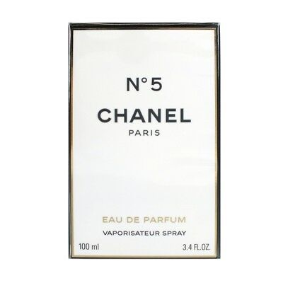 Chanel No 5 Eau de Parfum Spray 100 ml NEU&OVP
