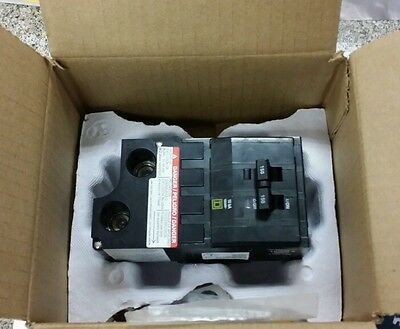 BRAND NEW Square D QO2150 2 pole 150 amp plug on circuit breaker QO series.