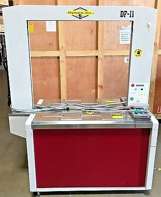 """Dynaric Automatic Strapping Machine, DF11,  Max Package 36""""x32"""" (Width x Height)"""