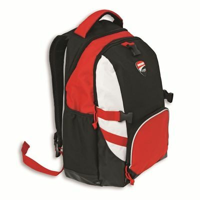 Ducati Corse Backpack  With Pull Out Helmet Case And Padded Back # 987689731