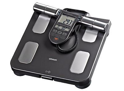 Omron Body Composition Monitor with Scale - 7 Fitness Indicators & 90-Day Mem...