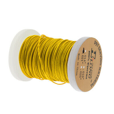 "30m 0.021"" Thickness Archery Bow Strings Protect Serving Thread for Various Bow"