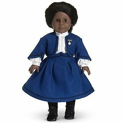 American Girl Addy's School Suit & Blouse Outfit Dress 1st Version1 New Pleasant