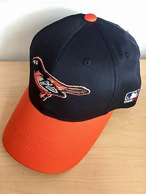 c5d85d98d2f Baltimore Orioles Replica Baseball Cap Adjustable Adult or Youth Twill Hat