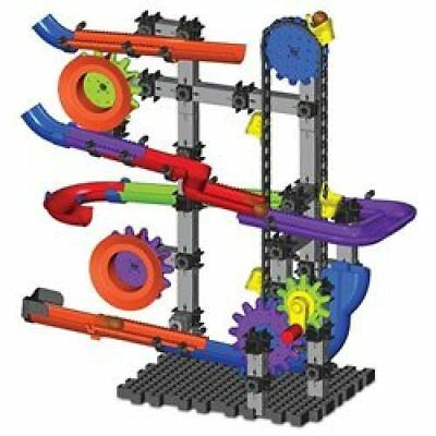 New The Learning Journey Techno Gears Marble Mania, Crankster 100+ pcs