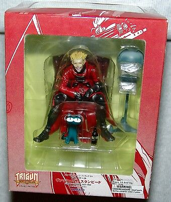 New Yamato Trigun Maximum Vash the Stampede Story Image Figure US SELLER