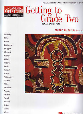 Getting to Grade Two - 2nd Edition - Elissa Milne (Bk Only)     -  296448