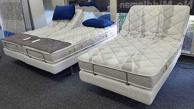 NEW Electric Adjustable Bed | Luxurious Foam Latex Mattress | Elite Bedding Co.