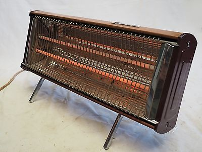 Vintage Speedie Radiant Space Heater VGC Retro Working Well