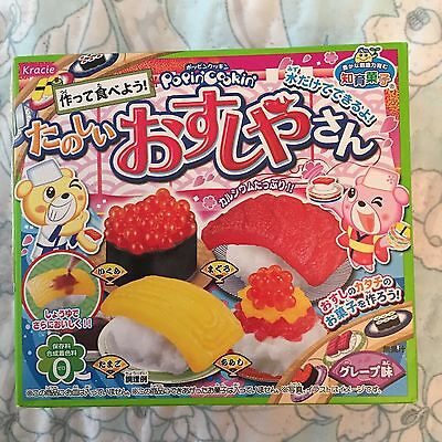 Kracie Poppin Cookin Sushi Party