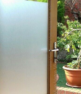 90 CM x 3 M - Frosted Removable Window Glass Film