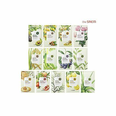 The Saem Natural Mask Sheet *5