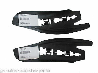 Pair Porsche 911GT3 Front Brake Duct Upgrade 986 996 987 997 99734148392/492 NEW