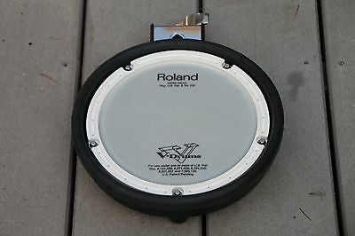 "Roland PDX-6 6.5"" Mesh Dual Trigger Electronic Snare / Tom Pad For Electric Kit"